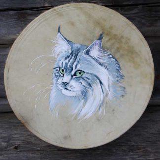 voimaeläinrumpu kissa