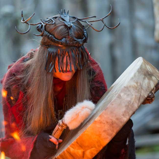 Susanna Aarnio tulossa Rumpu Soikoon! tapahtumaan Nuuksioon 2019