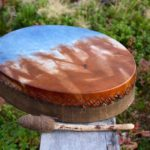 Shamaanirumpu Maanvaiva Iso soikea rumpu Rumpu-ukko kokemuksia