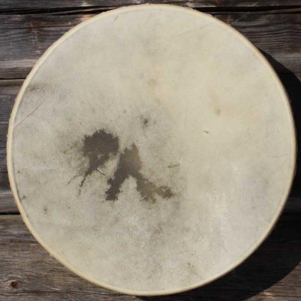 shamaanirumpu-natural-shamandrum-valkoinen